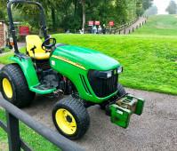 John Deere 3720 45HP Compact Tractor