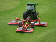 The Grass Group - Progressive TDR-15 Roller Mower