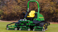 The New 6000A Series PrecisionCut Fairway Mowers