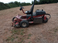 Toro 3250D with dpa units and separate roller units