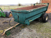 Used Shelton High Lift Trailer
