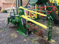 Used Shelton CT100 Chain Trencher