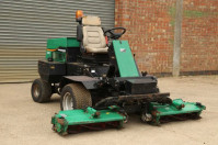 Ransomes 2130 Highway Cylinder Mower