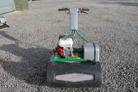 Dennis 560 Razor Pedestrian Mower