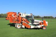 Trebro SC2010 Turf Harvester