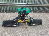 Used Ransome Mounted 214