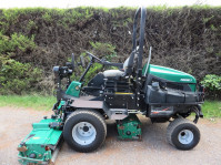 RANSOMES PARKWAY 3 CYLINDER MOWER YEAR 2011, 1422 HOURS (PIL3497) £10000+VAT