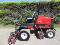 TORO 5410 CYLINDER MOWER YEAR 2013, 2815 HOURS (PIL3602) £9500+VAT