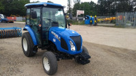 Ex Hire New Holland Boomer 50