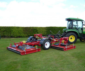 SECOND HAND Progressive TDR-12 Roller Mower