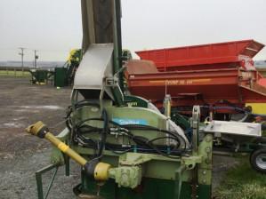 Used Shelton Supertrencher 450