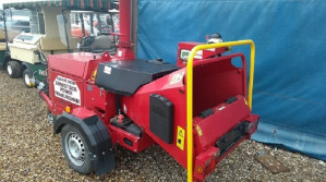 Ex Hire Greenmech Diesel Chipper