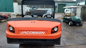 Ex Demonstration Jacobsen XD Truckster