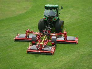 BRAND NEW Progressive TDR-15 Roller Mower